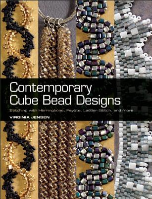 Contemporary Cube Bead Designs By Jensen, Virginia